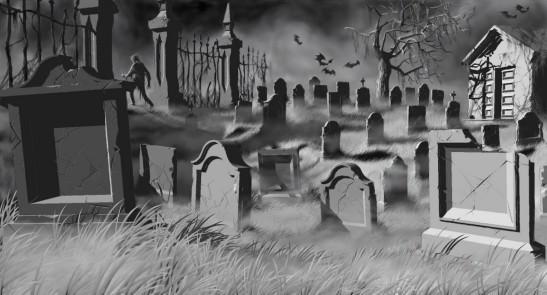 graveyard-scene